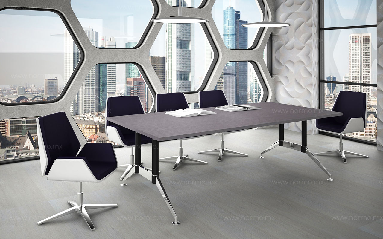 mesa de juntas moderna