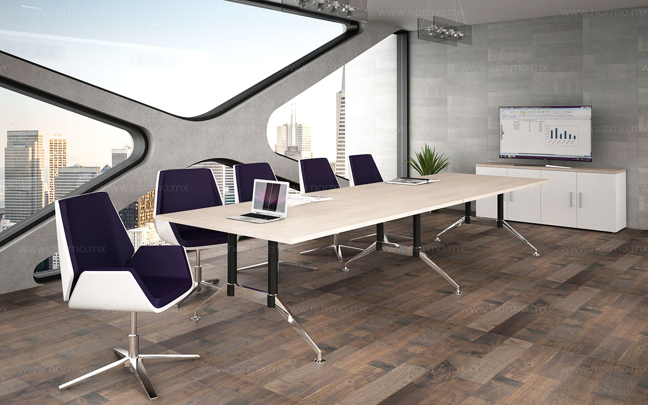mesa de juntas de trabajo oficina